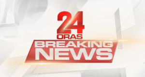 24 Oras Breaking News