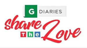 G Diaries Share The Love